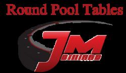 Round Pool Tables | Custom Pool Tables