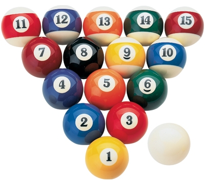 Pool Balls replacements