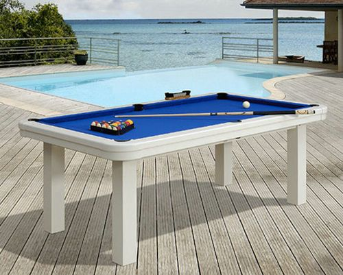 Great Outdoor Pool Table